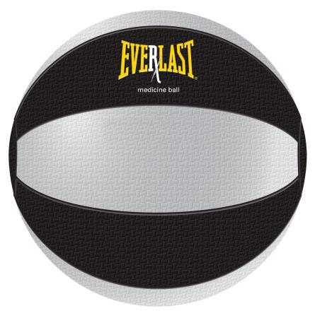 Everlast Rubber Medicine Ball